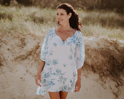 Perfect  Beach Kaftans For Resort Wear, Laloom Kaftans
