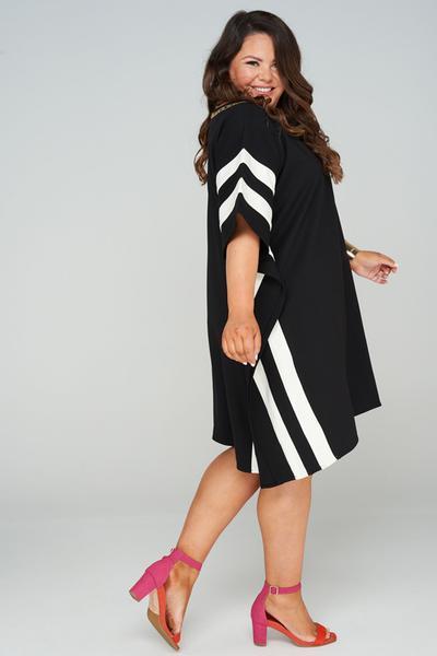 Maia Mid Length Kaftan Dress, Laloom Kaftans