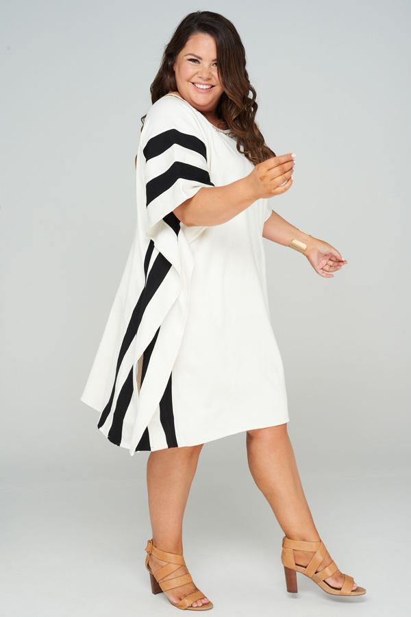 Aphrodite Mid Length Kaftan Dress, Laloom Kaftans