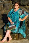 Hamoa Beach Kaftan Dress, Laloom Kaftans